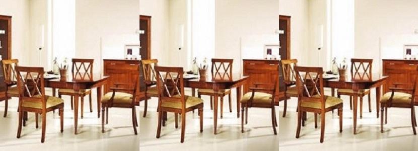 Juegos comedor para 4 y 6 personas sillas sillones mesas - Fabricantes de mesas de cocina ...