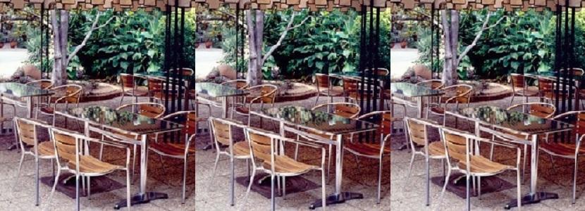 Muebles de hierro artesanales en hierro patinado muebles en hierro forjado respaldares - Muebles magarinos ...
