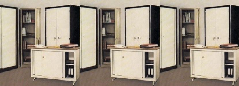 Muebles met licos guardarropas lockers armarios for Comedores escolares caba