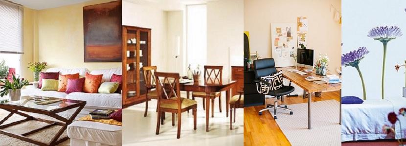 muebles living dormitorios comedores jardin oficina cocina baños